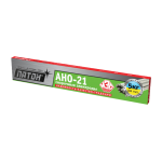 Сварочные электроды ПАТОН АНО-21, 4мм, 5кг для сварки углеродистых и низколегированных сталей