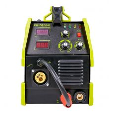 Сварочный инверторный полуавтомат Титан PMIG260AL