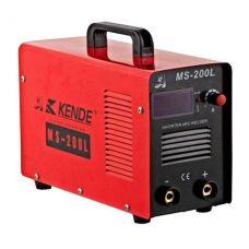 Сварочный инвертор KENDE MS-200L с дисплеем